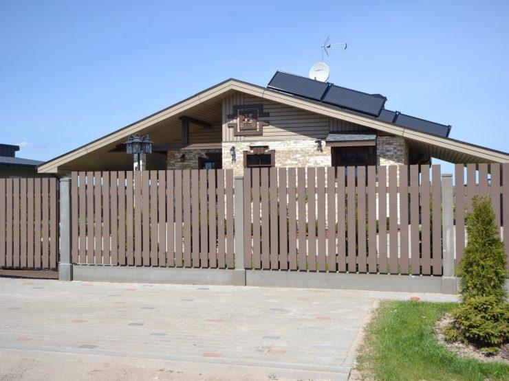 Brīnišķīga māja Mārupē