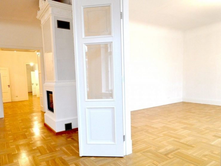 Exclusive property – Ausekļa Street, embassy district.