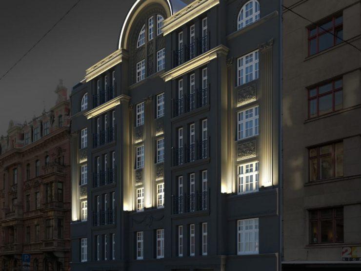 4 istabu dzīvoklis Blaumaņa ielā Par lielisku cenu.