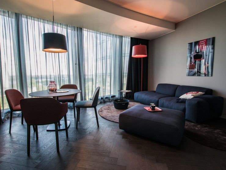 Apartament in Z-Towers