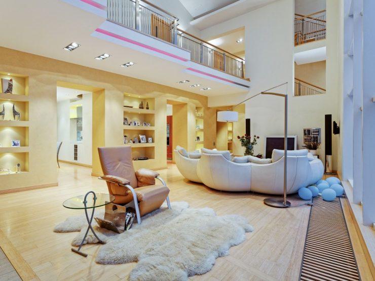 Exclusive House in Baltezers