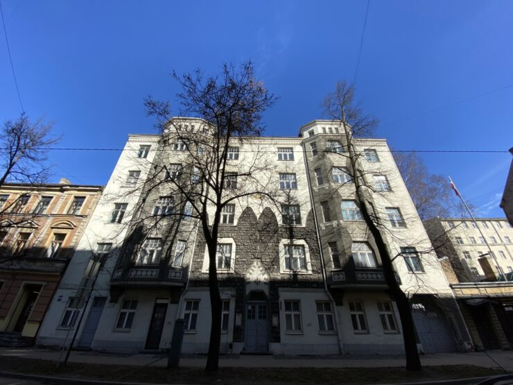 Apartment for sale on Stabu street