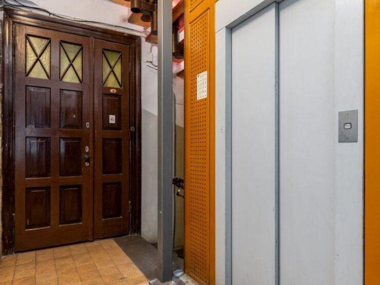 Mansarda dzīvoklis centrā – 6 istabas