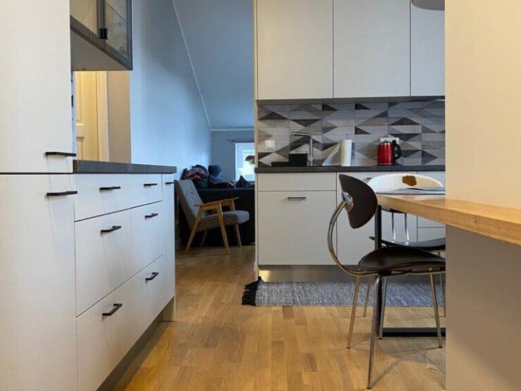 Apartment for rent on Krišjāņa Barona street