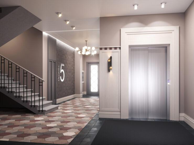 Mednieku iela 5 – skaists 4 istabu dzīvoklis klusajā centrā.