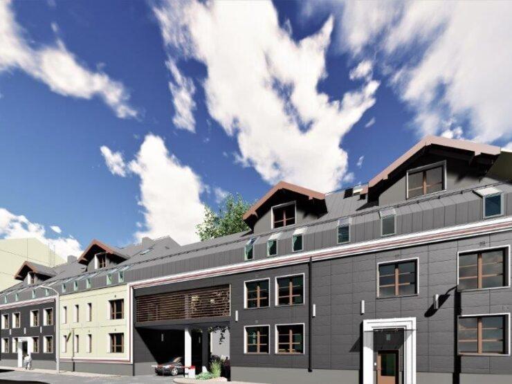 Pārdod dzīvokļus – Miera ielas Jaunais projekts