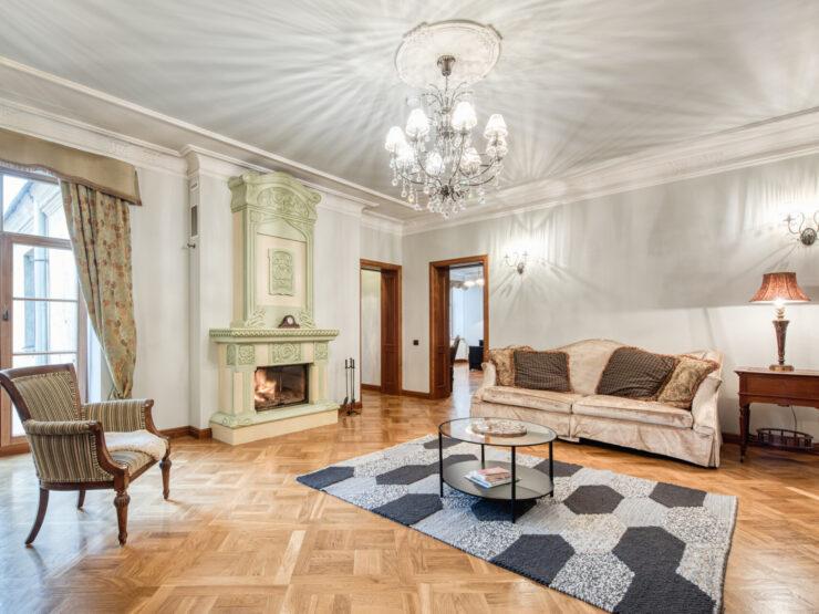 Adorable apartment in the Riga quiet center